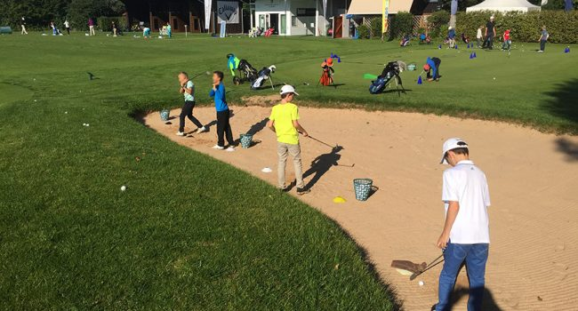 Kids for Golf Förderverein der Golfanlage Schloss Egmating